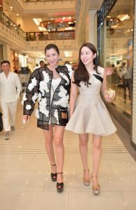 jamie chua elle fashion week