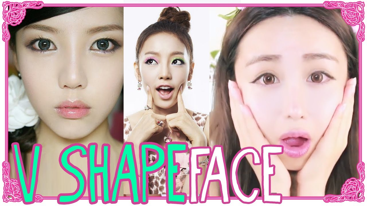facelift for v shape face
