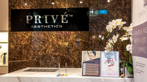 prive aesthetics clinic