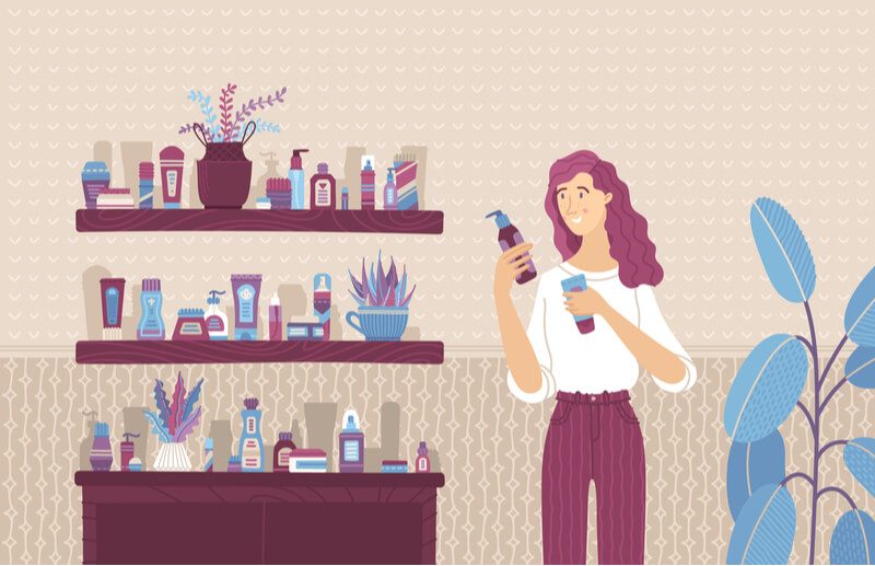 how to read ingredient labels in shampoos