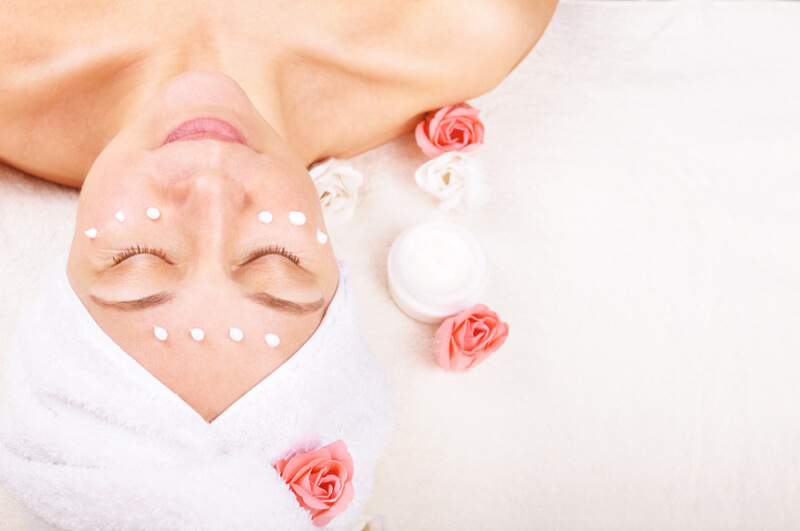 anti ageing facials mothers