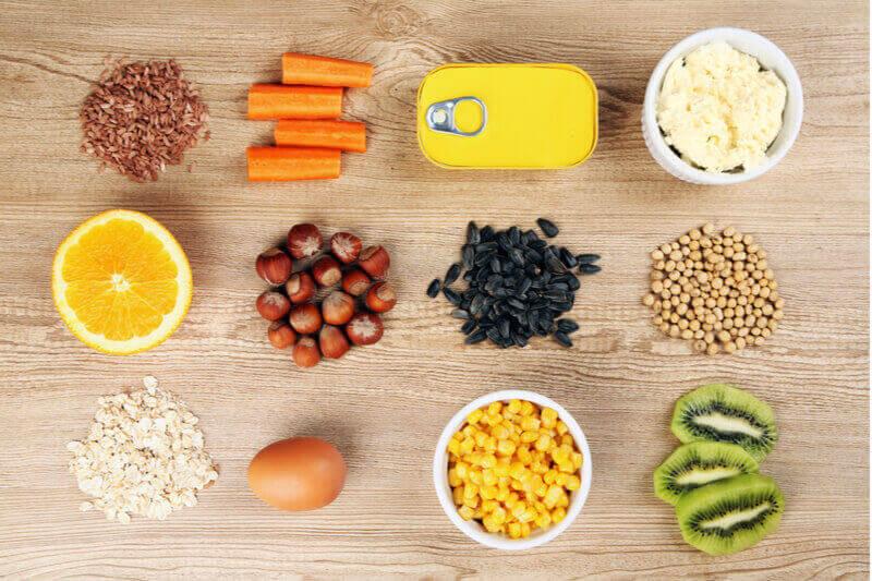 vitamin nutrition hair loss thinning